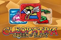 Игровой автомат на деньги Cleopatra Queen Of Slots