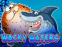 Игровой автомат на деньги Wacky Waters