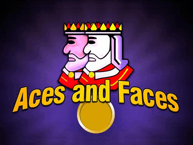 Aces&Faces – игровой автомат онлайн на сайте Вулкан